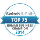 Switch and Shift Top 75 HBC
